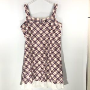 Tommy Hilfiger Checkered Dress